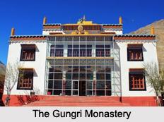 Gungri Monastery, Pin Valley, Himachal Pradesh