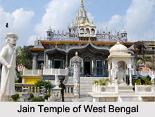 Jain Pilgrimages in East Indian States