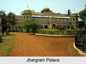 Jhargram Palace, West Bengal