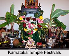 Karnataka Temple Festivals, Karnataka