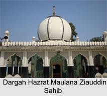 Khanqah of Maulana Ziauddin, Jaipur, Rajasthan, Indian Regional Monuments