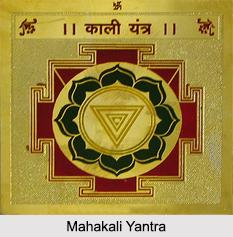 Mahakali Yantra, Astrology