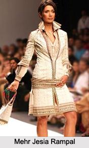 Mehr Jesia Rampal, Indian Model