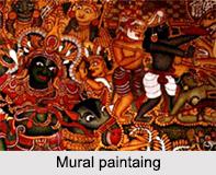 Paintings of Kerala, Indian Paintings, Kerala