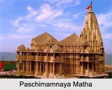 Paschimamnaya Matha, Dwaraka, Gujarat