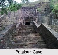 Patalpuri Cave, Bhagalpuri, Bihar