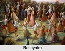 Rasayatra, Indian Festival