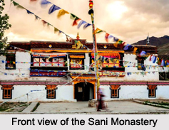 Sani Monastery, Sani, Kargil, Jammu and Kashmir