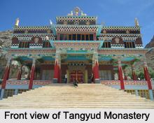 Tangyud Monastery, Himachal Pradesh