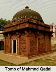 Tomb of Mahmud Qattal, Rajasthan