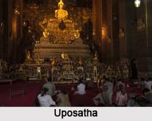 Uposatha, Buddhist Festival, Indian Festivals
