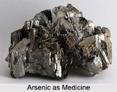 Use of Arsenic as Medicines