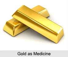 Use of Gold as Medicines