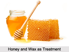 Use of Honey and Wax as Treatment