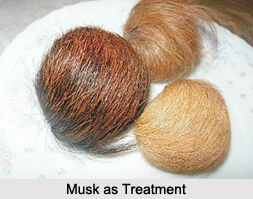 Use of Musk as Treatment