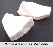 Use of White Arsenic as Medicines