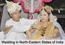 Wedding in North-Eastern States of India