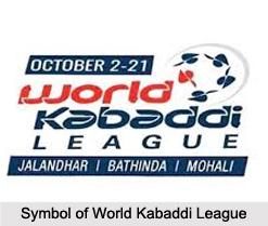 World Kabaddi League, Indian Sports Tournament