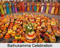 Bathukamma Festival in Andhra Pradesh, Indian Religious Festivals