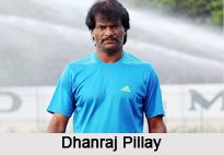 Dhanraj Pillay, Indian Hockey Player