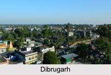 Cities of Assam