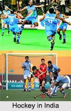 Hockey in India, Indian Athletics