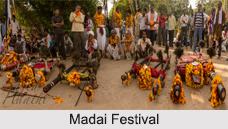 Madhya Pradesh Temple Festivals, Indian Temple Festivals, Indian Festivals