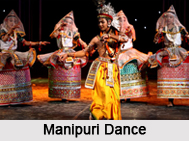 Manipuri Dancers, Indian Classical Dances
