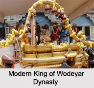 Wodeyar Dynasty, Mysore