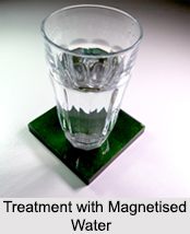 Treatment with Magnetised Water, Magnetic Therapy