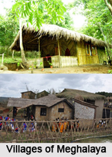 Villages of Meghalaya, Villages of India