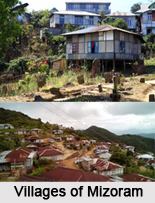 Villages of Mizoram, Villages of India