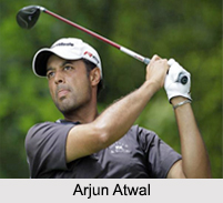 Indian Golf Players