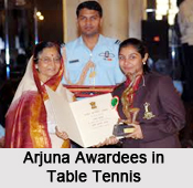 Awardees in Tennis