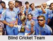 Blind Cricket, Indian Sport