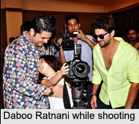 Daboo Ratnani, Indian Photographer