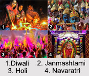 Festivals of Uttar Pradesh, Indian Regional Festivals