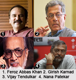 Theatre Personalities of Maharashtra, Indian Drama & Theatre
