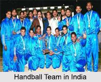 Handball in India, Indian Athletics