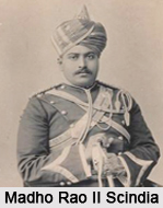 Princes/ Maharajas of the Princely State of Gwalior