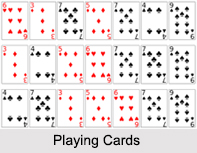 Types of Playing Cards