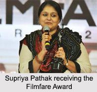 Supriya Pathak Kapur, Indian TV Actresses, Indian Television