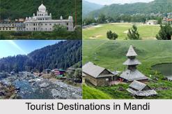 Mandi, Mandi District, Himachal Pradesh