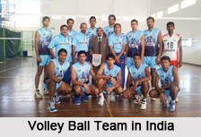 Volleyball in India, Indian Athletics