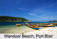 Beaches of Andaman and Nicobar Islands