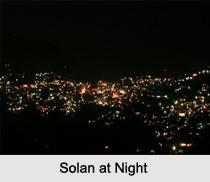 Solan, Solan District, Himachal Pradesh