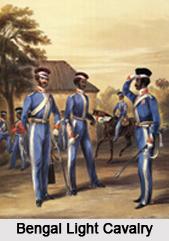 Bengal Cavalry, Bengal Army, Bengal Presidency
