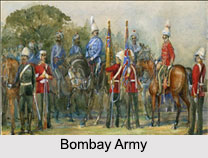Bombay Cavalries, Bombay Army