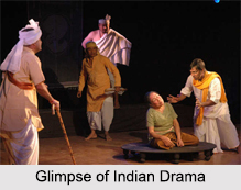 Dasa Rupaka, Indian Drama