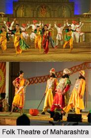 Folk Theatre of Maharashtra, Indian Theatre